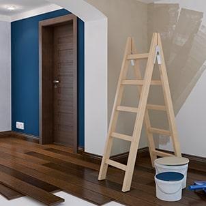 Renovation logement