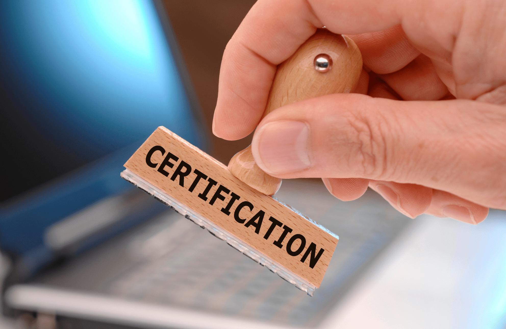 Norme et certification