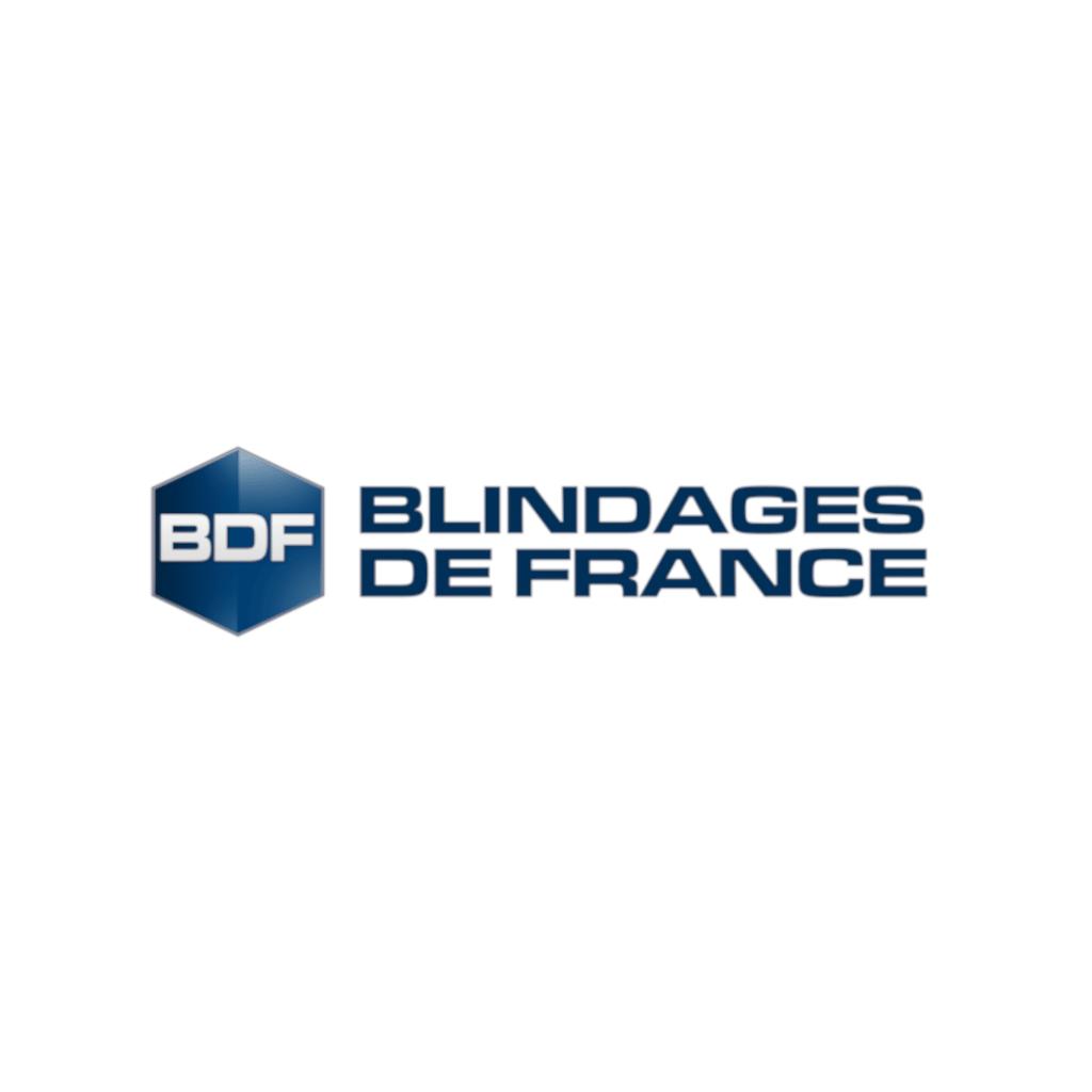 Logo Blindages de France