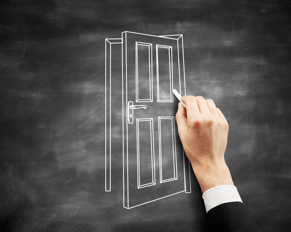 Porte blindée et blindage de porte